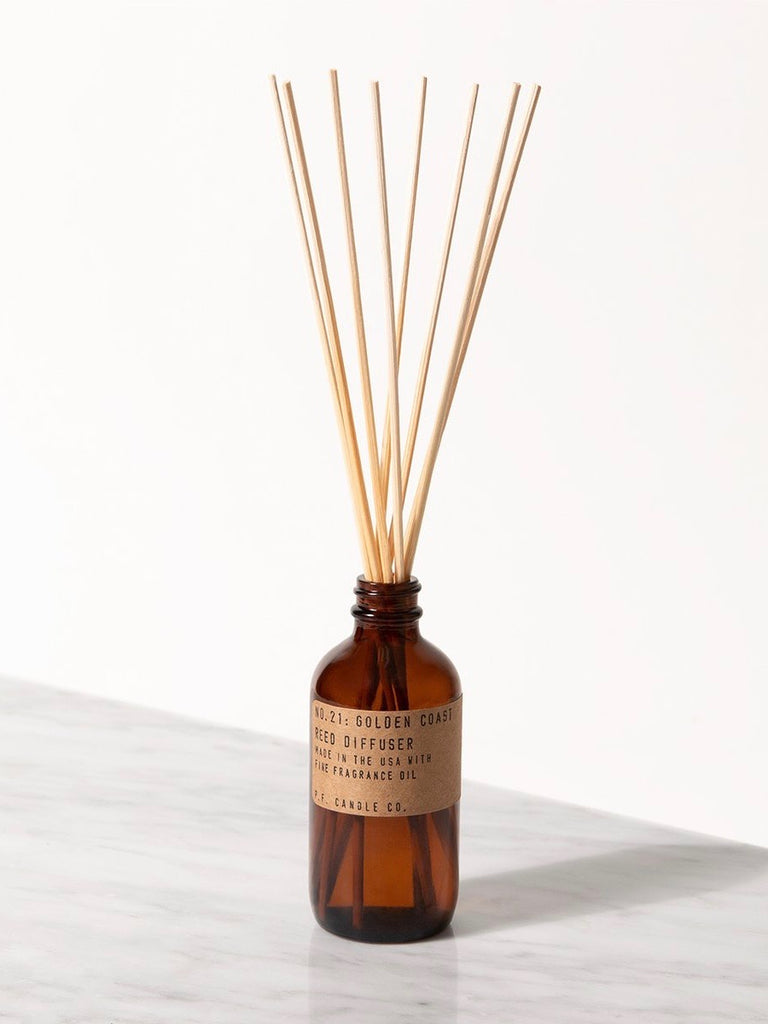 NO. 21 Golden Coast Diffuser - ensemble