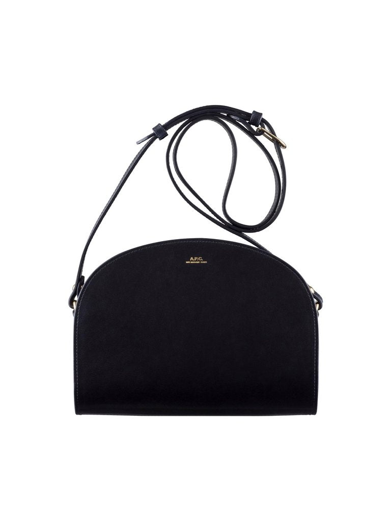 Half-Moon Bag Black - ensemble