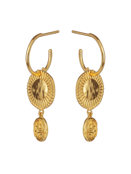 Imani Earrings - ensemble