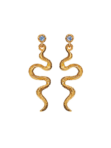 Lucy Earrings - ensemble