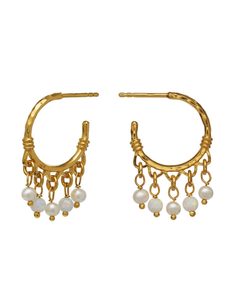 Magda Earrings - ensemble