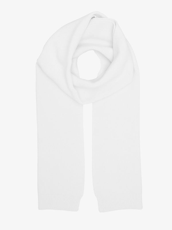 Merino Wool Scarf - ensemble