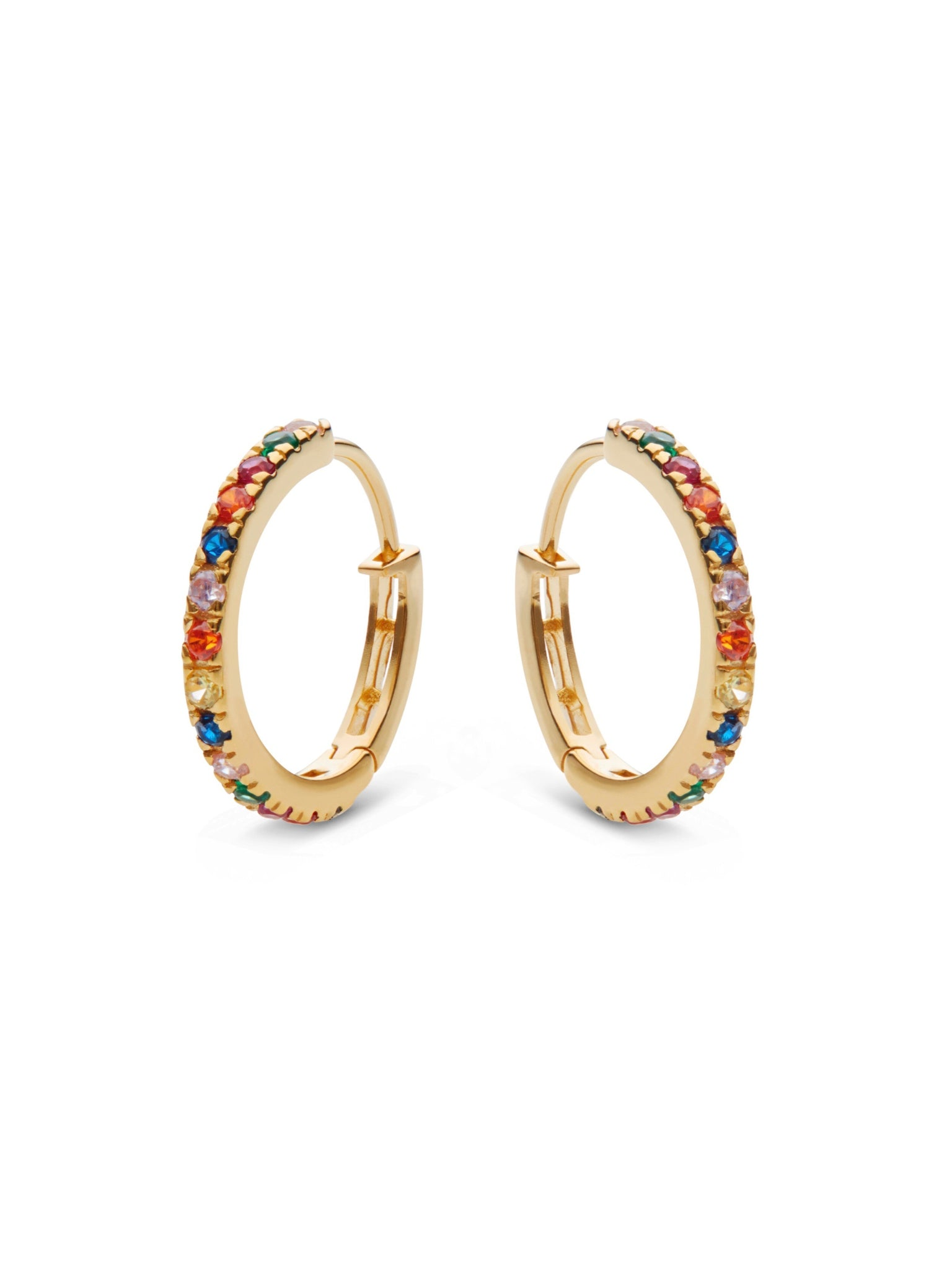 Nubia Big Color Earrings