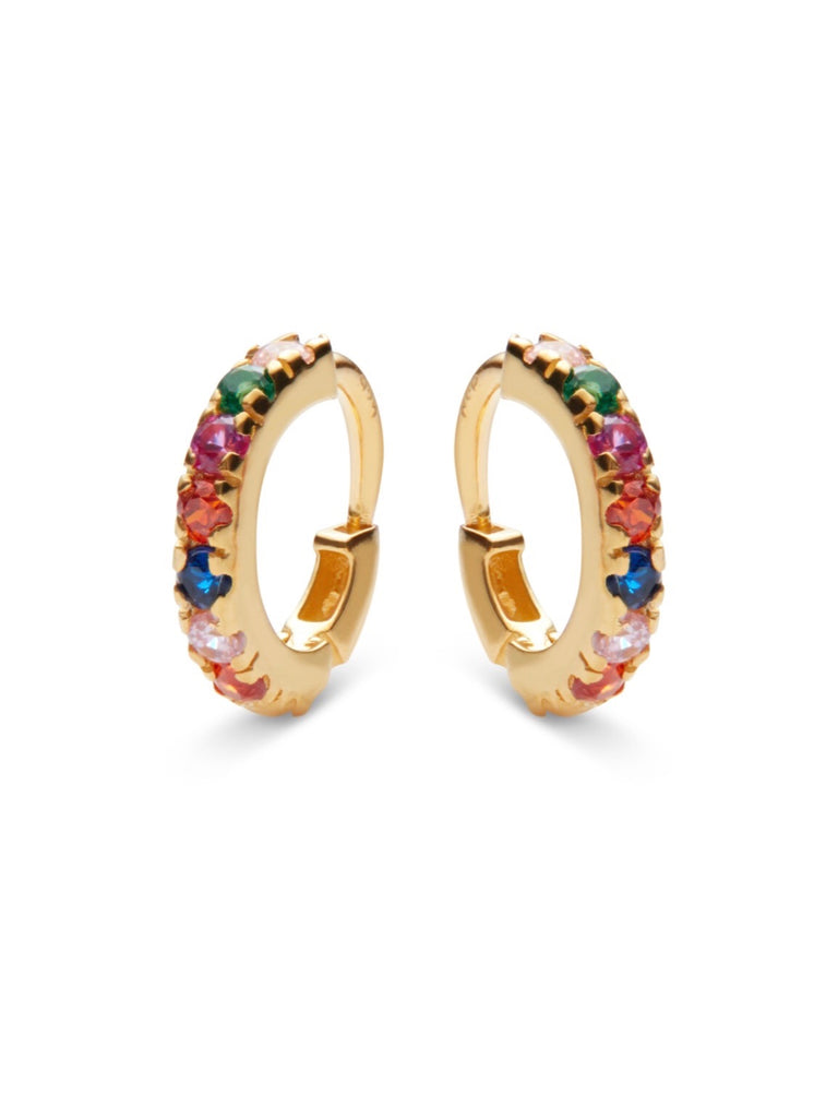 Nubia Color Earrings - ensemble