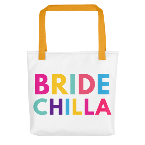 Bridechilla Tote bag