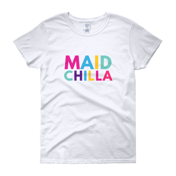 Maidchilla Women's short sleeve t-shirt