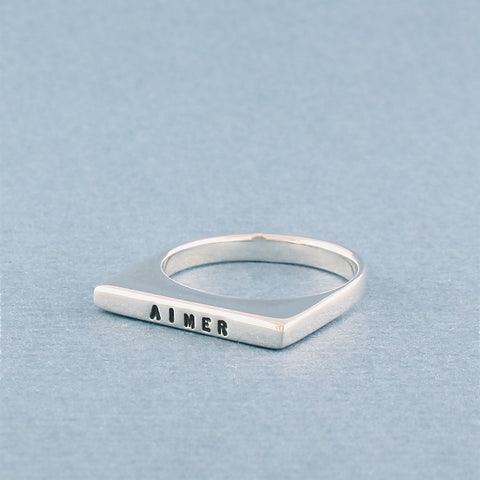 aimer ring - Serge Thoraval - Portobello Lane