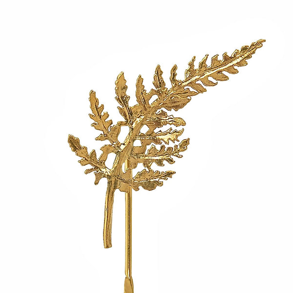 fern pin - Alex Monroe - Portobello Lane