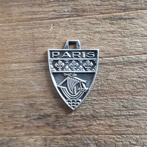 Paris charm pendant - nous deux & the Cat - Portobello Lane