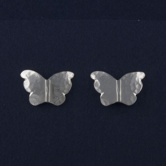 butterfly stud earrings - Ruth - Portobello Lane
