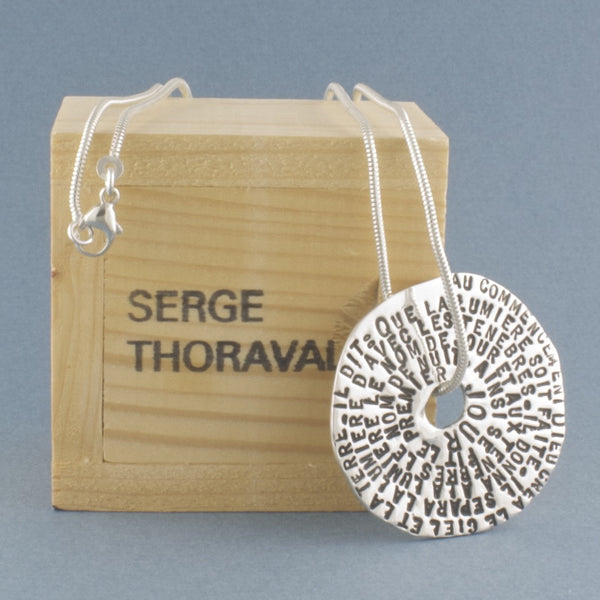 genesis necklace - Serge Thoraval - Portobello Lane