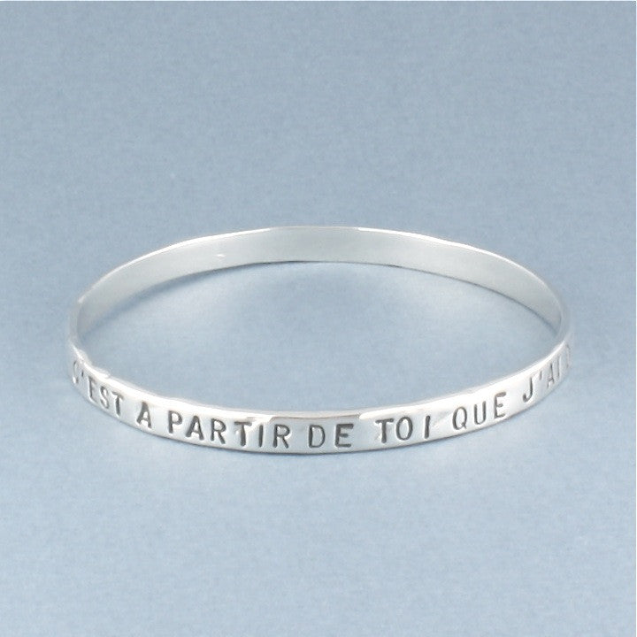 yes to the world bracelet - Serge Thoraval - Portobello Lane