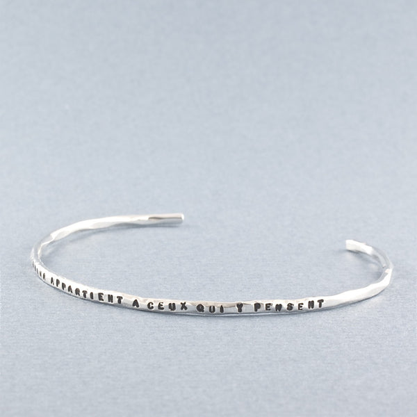 NEW COLLECTION! l'amour pensées bracelet