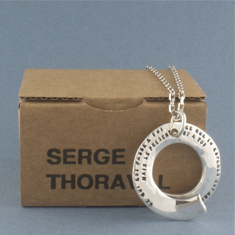 present necklace - Serge Thoraval - Portobello Lane