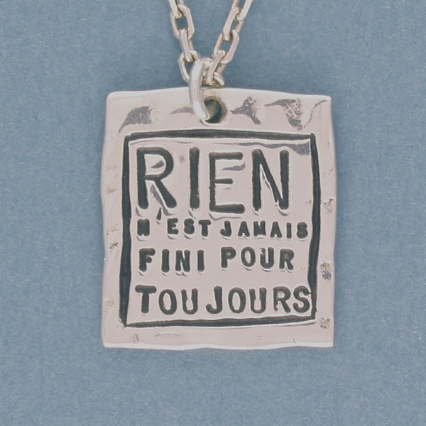 rien necklace