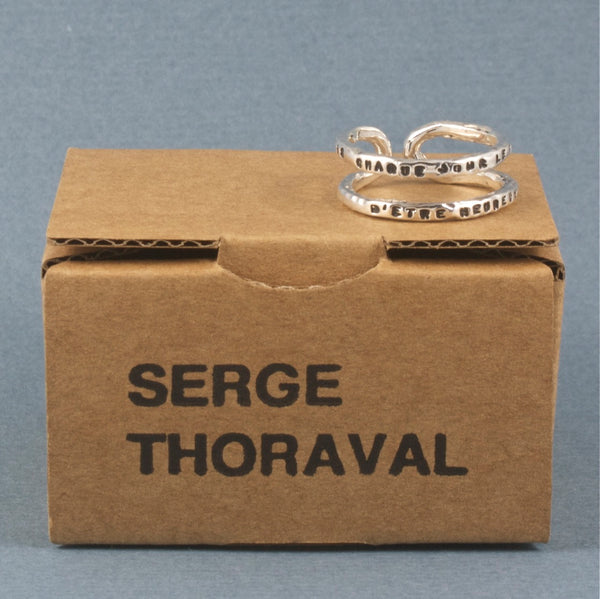 happiness, le serment ring - Serge Thoraval - Portobello Lane