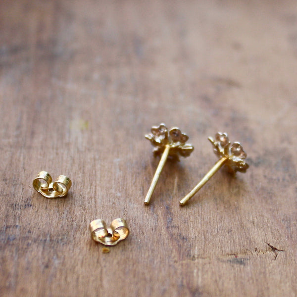 wild rose earrings - Alex Monroe - Portobello Lane