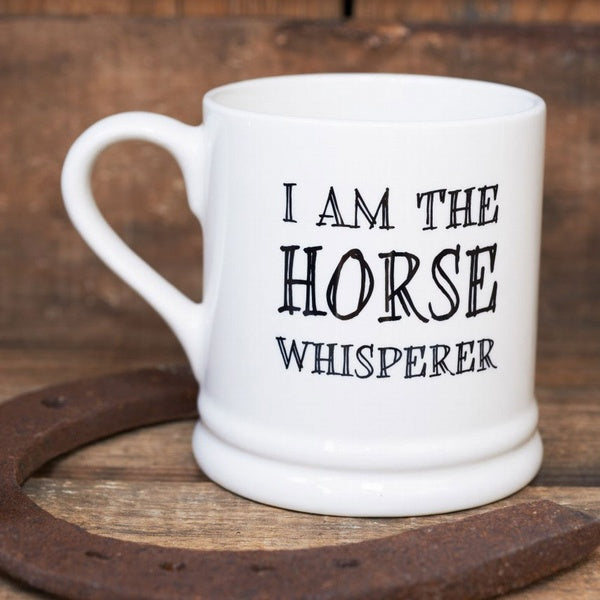 I Am The Horse Whisperer by Sweet William