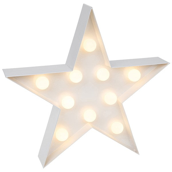 LED Star Love Lights - Large