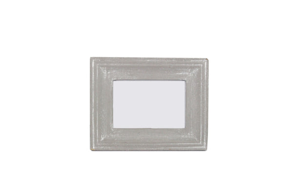 Concrete Effect Resin Landscape Picture Frame