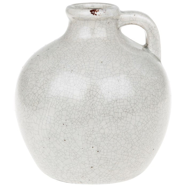 Cottage Glaze Urn Cream