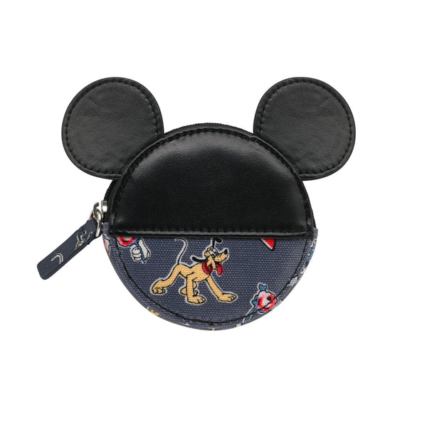 Cath Kidston Disney Mickey and Minnie Little Patches Shaped Coin Purse
