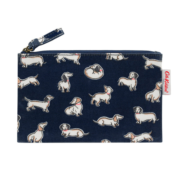 Cath Kidston Mini Mono Dogs Zip Purse