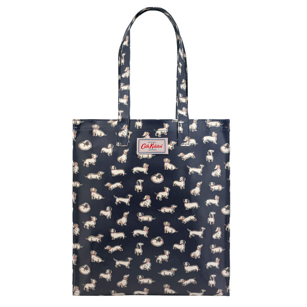 Cath Kidston Mini Mono Dogs Book Bag