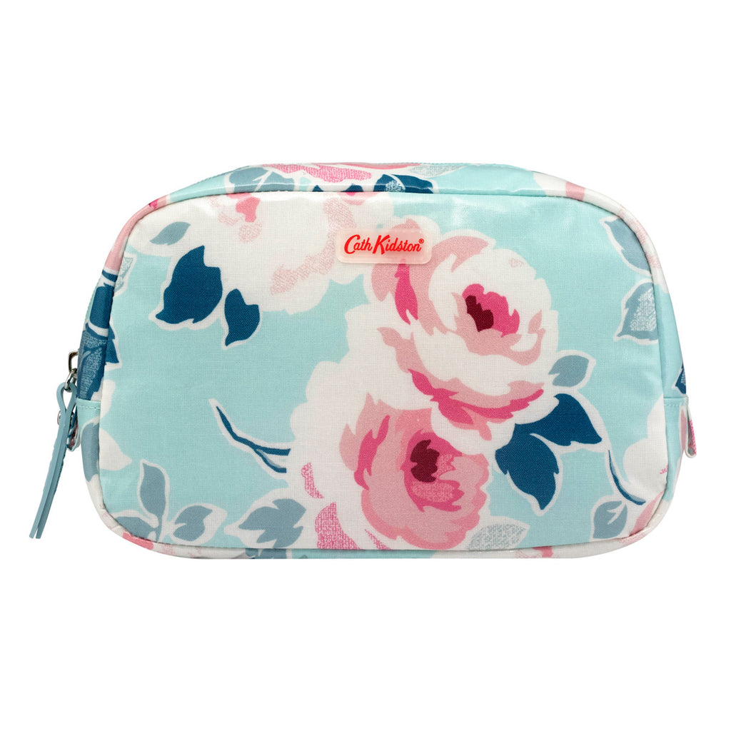 Cath Kidston Paper Rose Classic Box Cosmetic Bag