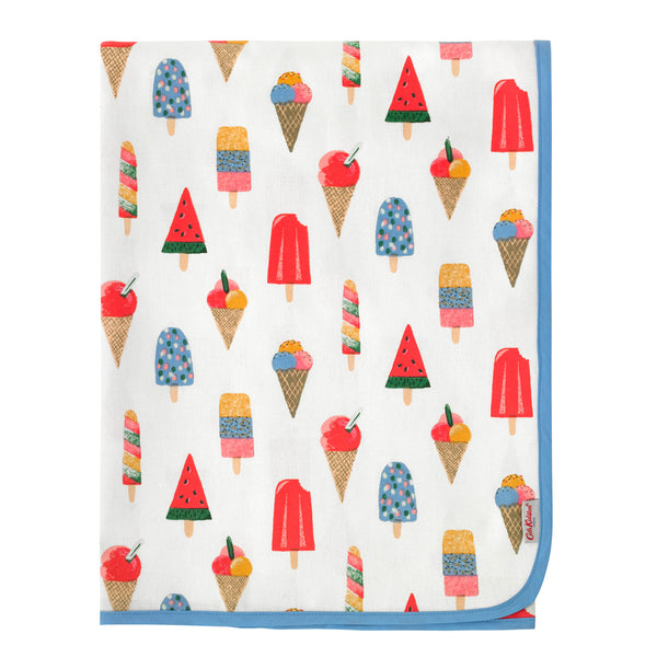 Cath Kidston Ice Cream Tablecloth at Wysteria Lane.
