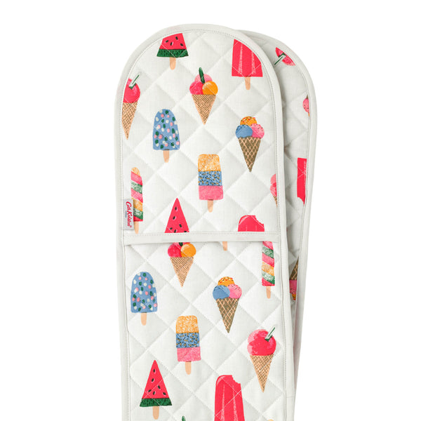 Cath Kidston Ice Cream Oven Gloves at Wysteria Lane