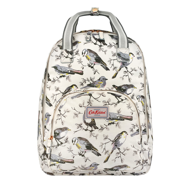 Cath Kidston Garden Birds Backpack Wysteria Lane