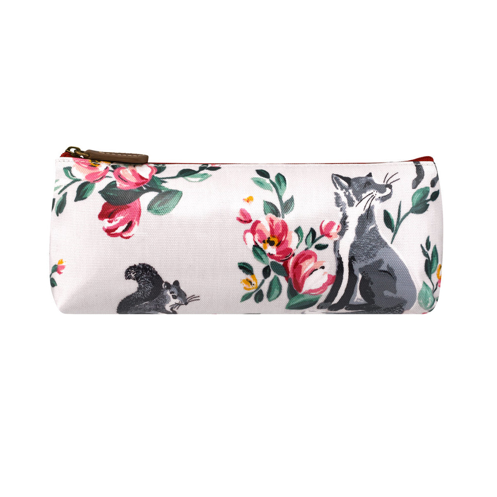 Cath Kidston Badger & Friends Trapeze Pencil Case | Wysteria Lane
