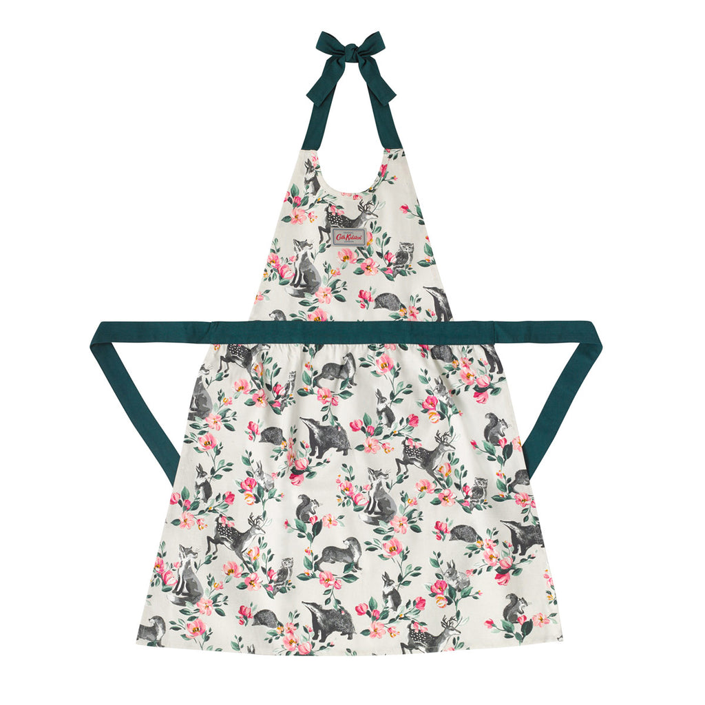 Cath Kidston Badger & Friends Dress Apron | Wysteria Lane