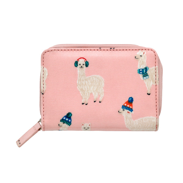 Cath Kidston Mini Alpacas Pocket Purse