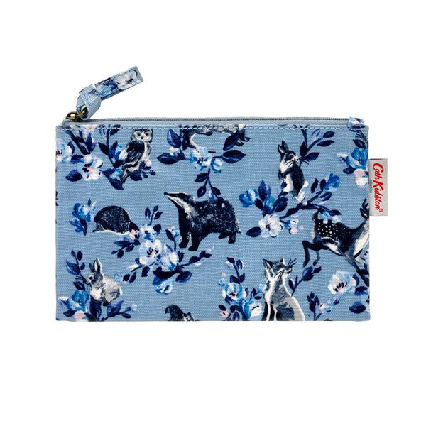 Cath Kidston Mini Badgers and Friends Zip Purse | Wysteria Lane