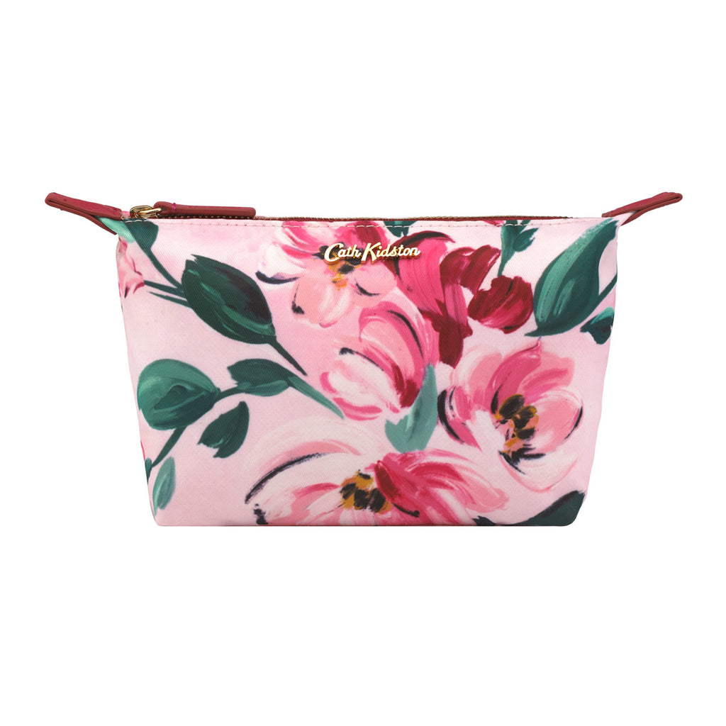 Cath Kidston Paintbox Flower Aster Small Pouch | Wysteria Lane