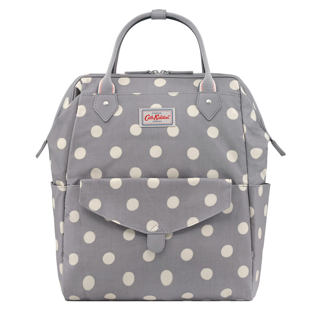 Cath Kidston Button Spot Frame Backpack | Wysteria Lane