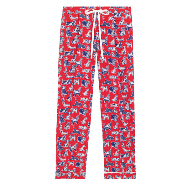 Cath Kidston Squiggle Dogs PJ Bottom