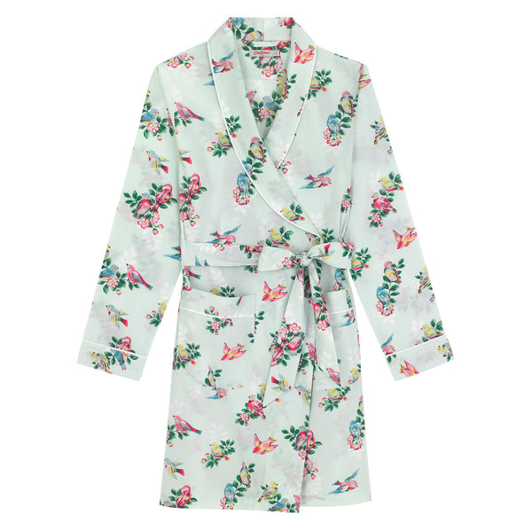 Cath Kidston Spring Birds Robe | Dressing Gown