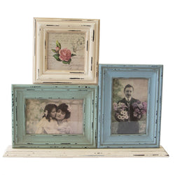 DELILAH TRIPLE STANDING PHOTO FRAME