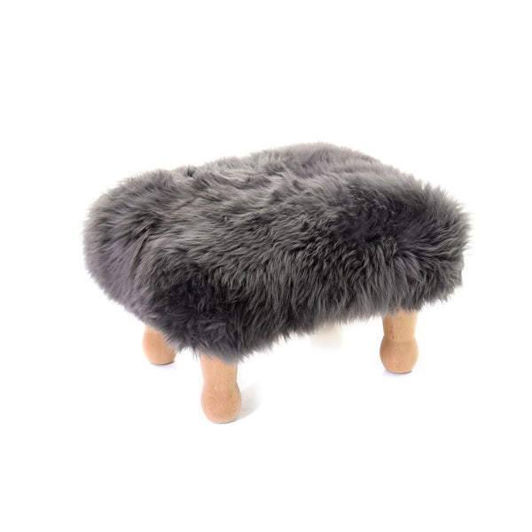 Baa Stool Angharad in Slate Grey