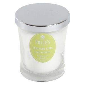 Prices Signature Tahitian Lime Small Candle | Wysteria Lane