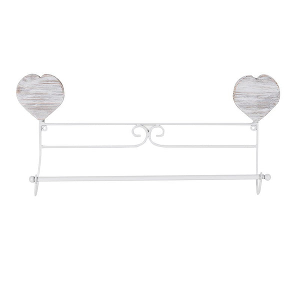 Heart Towel Rail