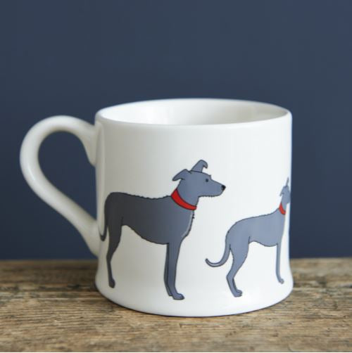 Lurcher Mug by Sweet William