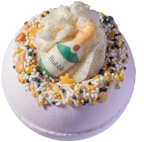 Bomb Cosmetics Fizz The Season Bath Bomb