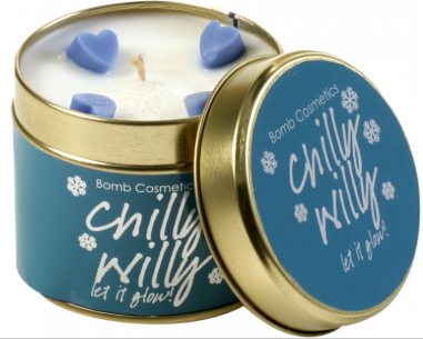Bomb Cosmetics Chilly Willy Candle