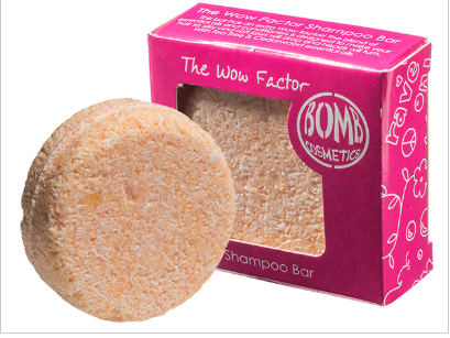 Bomb Cosmetics WOW Factor Shampoo Bar