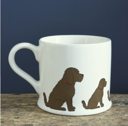 Cockapoo Mug by Sweet William