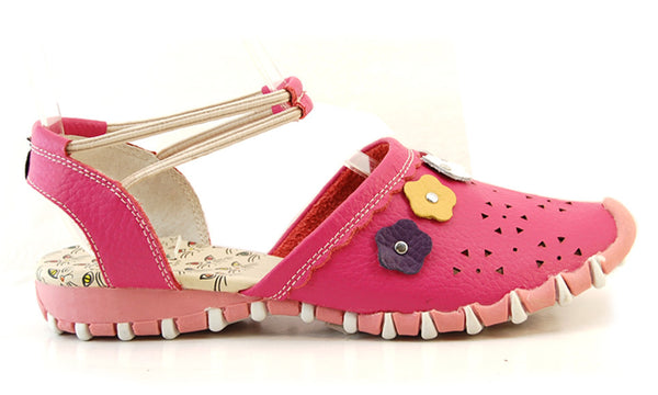 KIT Original Multi Fuschia Leather Shoes